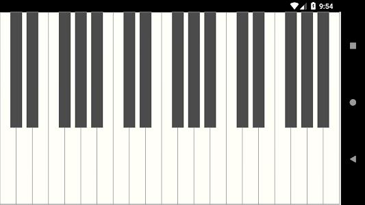 screenshot of Pro Roblox Oof Piano - Death Sound Meme Piano version 1.8