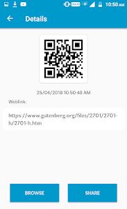 Download QR/Barcode Scanner 1.010 APK
