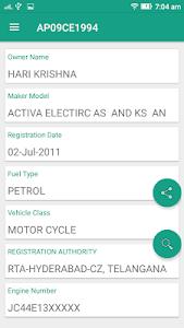 Download RTO Vehicle Info - Free VAHAN Registration Details 0.0.32 APK