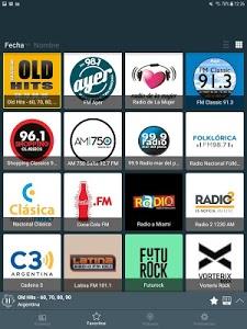 Download Radio Argentina: Radio FM, Radio AM, Radio Online 2.2.25 APK
