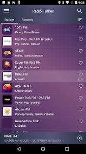 Download Radio Turkey - Radio FM Turkey 1.1.1 APK