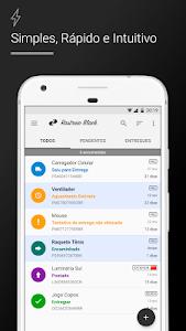 screenshot of Rastreamento Correios version 1.0.7