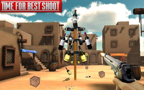 Download Real Bottle Shooting Free Games 2.1 APK