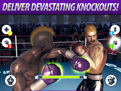 Download Real Boxing –Fighting Game 2.4.1 APK