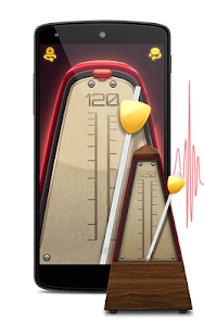 Download Real Metronome for Guitar, Drums & Piano for Free 1.7.0 APK