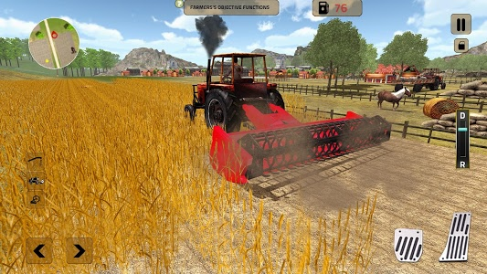 Download Real Tractor Farming Sim 2017 1.1 APK