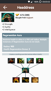 Download Reference for Dota 2 2.0 APK