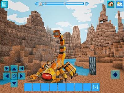 Download RoboCraft: Building & Survival Craft - Robot World 3.2.1 APK