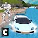 Download Robot Car: Angry Blue Shark 1.2 APK