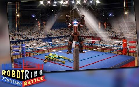 Download Robot Ring Fighting Battle 2.0 APK