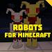 Download Robots for minecraft 2.3.2 APK