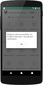 Download Rooster Ringtones 1.7 APK