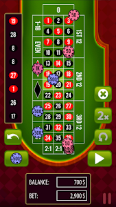 screenshot of Roulette Pro - Vegas Casino version 1.0.13