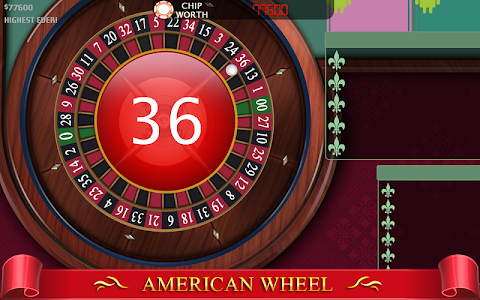 screenshot of Roulette Royale - FREE Casino version 13.6