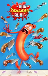 Download Run Sausage Run!  APK
