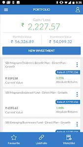 Download SBI Mutual Fund - InvesTap 6.8 APK