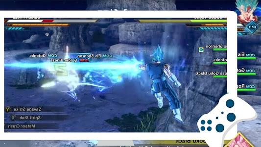 Download Saiyan Battle: Goku Tenkaichi 2.0 APK