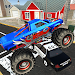 Download Monster Truck Racing - Cop Car city police Chase 1.4 APK
