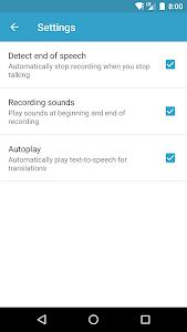 screenshot of SayHi Translate version 4.2.15