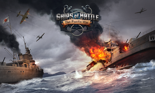 Download Ships of Battle : The Pacific 1.49 APK