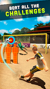 screenshot of Shoot Goal - Beach Soccer Game version 1.2.6