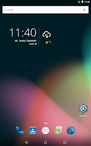 Download Simple weather & clock widget (No ads) 0.8.39 APK