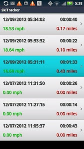Download Ski Tracker by 30 South 1.07 APK