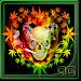Download Skull Smoke Weed Magic FX 1.8 APK