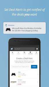 screenshot of Slickdeals: Coupons & Shopping version 4.0