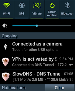 Download VPN Over DNS Tunnel : SlowDNS 2.6.0 APK