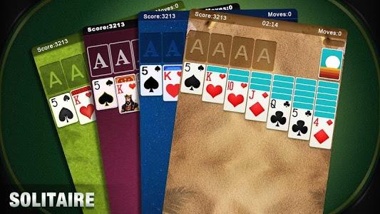 screenshot of Solitaire Kingdom version 1.6.1