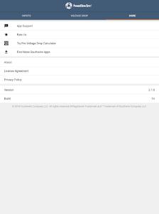 Download Southwire Voltage Drop 2.1.1 APK