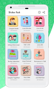 screenshot of Stickers for Whatsapp - WAStickerApps version 22