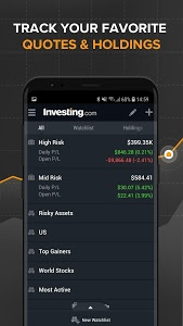 Download Stocks, Forex, Finance, Markets: Portfolio & News 4.4.2 APK