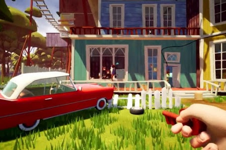 Download Strategy: Hello Neighbor 3D Pro 2.0 APK