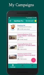 Download Sub4Sub Pro For Youtube 4.6 APK