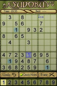 Download Sudoku Free 1.51 APK