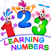 Download Learning numbers for kids! Writing Counting Games! 1.2.0.61 APK