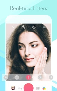 Download Candy Selfie Lite - photo edit, beauty effect cam 2.76.744 APK