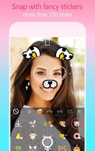 screenshot of Sweet Selfie Pro - AR Selfie camera,Motion sticker version 2.1.66