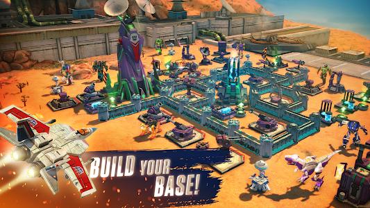 screenshot of TRANSFORMERS: Earth Wars version 1.71.0.22665