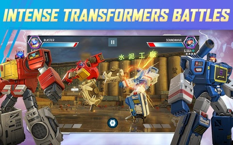 screenshot of TRANSFORMERS: Forged to Fight version 7.2.2