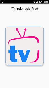 screenshot of TV Indonesia Free version 1.0