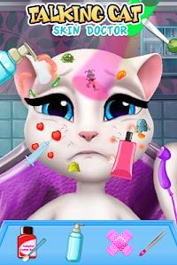 Download Talking Cat Skin Doctor 1.0 APK