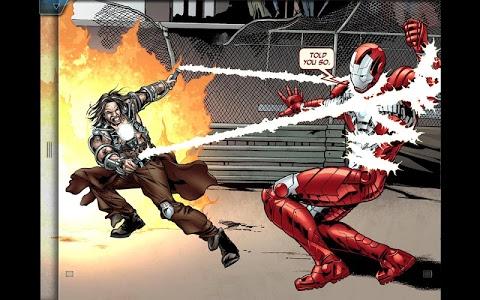 screenshot of The Avengers-Iron Man Mark VII version 1.2