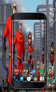 screenshot of The Incredibles Wallpapers HD 4K version 1.0
