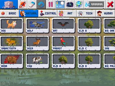 Download The Sandbox Evolution - Craft a 2D Pixel Universe! 1.6.3 APK