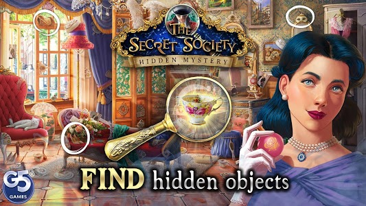 Download The Secret Society - Hidden Mystery 1.34.3401 APK