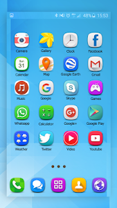 screenshot of Theme for Samsung S7 Edge Plus version 1.2.5