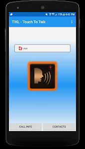Download TiKL Touch Talk Walkie Talkie 3.97 APK